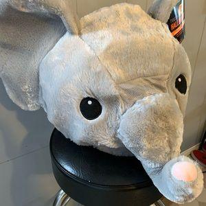 Elephant costume mask